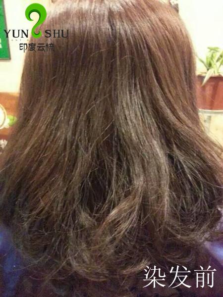 如何用海娜粉染发,还要加什么东西呢图片